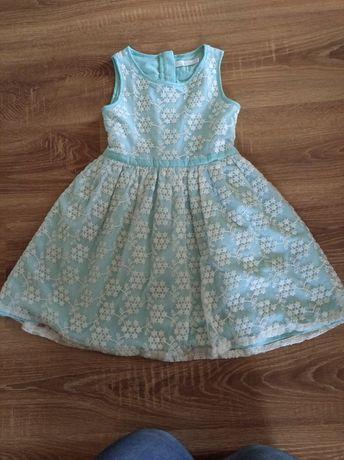 Śliczna sukienka 116 kironka