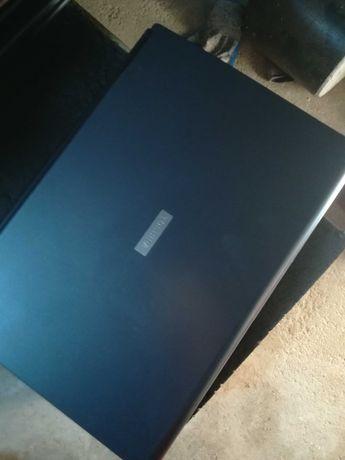 Portátil Toshiba p peças