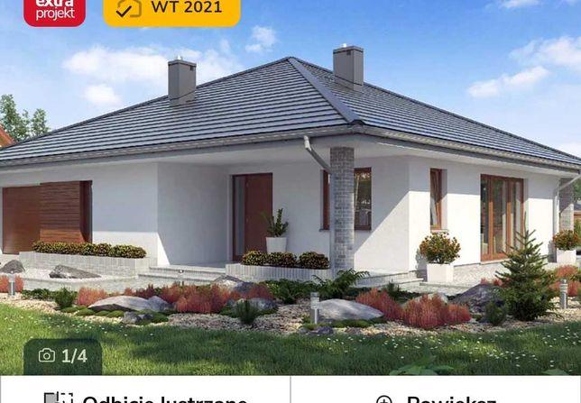 Atrakcyjny dom TK28a w stanie deweloperskim