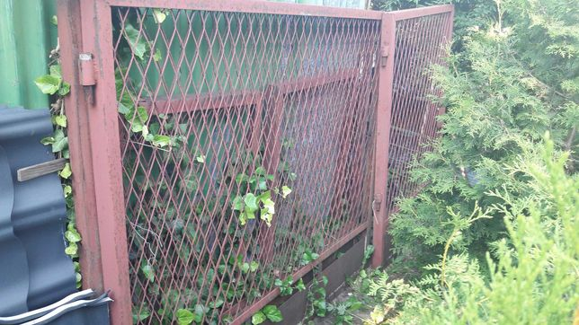 Sprzedam ogrodzenie z demontażu bez słupków