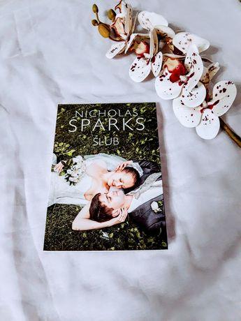 Książka Ślub Nicholas Sparks