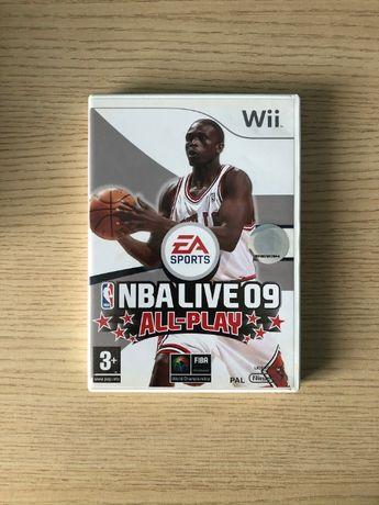 NBA LIVE 09 ALL PLAY Nintendo Wii