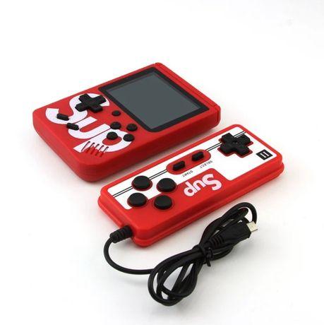 Mini konsola Gameboy Retro Pegasus 400 gier + PAD