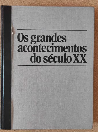 """""""Os grandes acontecimentos do século XX"""""""