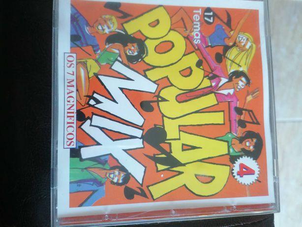 CD de música popular