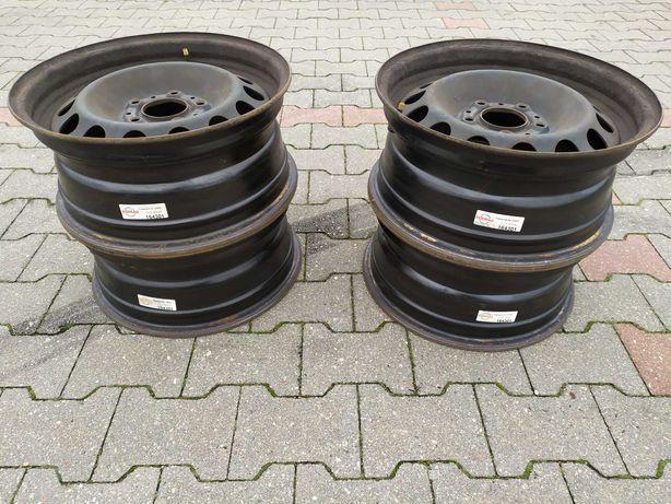 Felgi stalowe 16 do BMW 3 E90 + kołpaki gratis