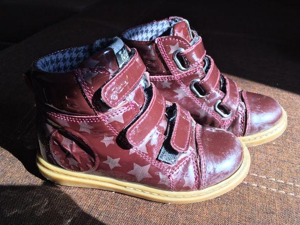 Демисезонные Ботинки девочка tutubi 16.5 см