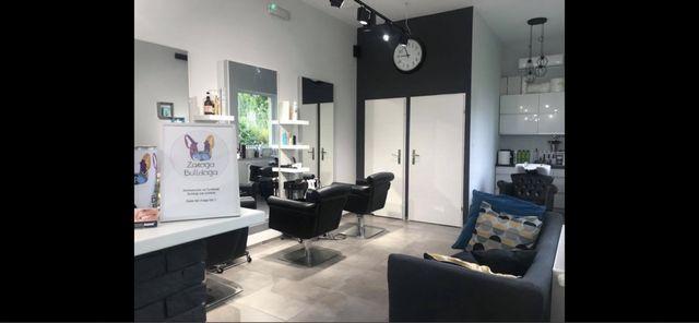Salon fryzjerski odstąpię