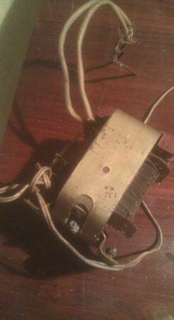 трансформатор 220- 16v осм-.0.4