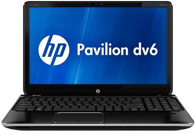 Разборка Ноутбук HP Pavilion dv6-2110er (WB322EA)