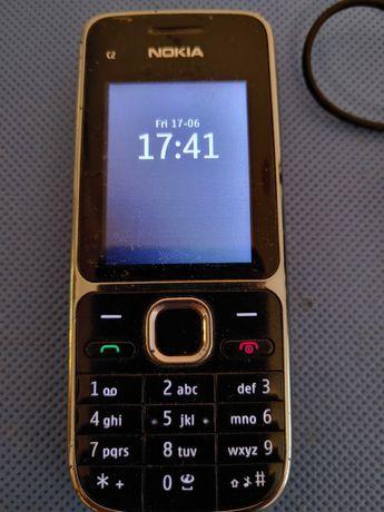 Telefon Nokia C2-01 64 / 64 MB czarny