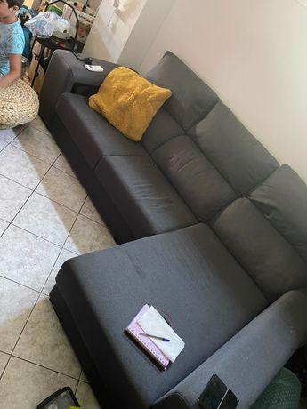 Chaise longe sofa