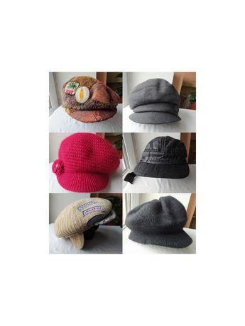 Жіночі шапки,кепі.