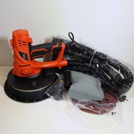 Szlifierka do gipsu z podświetleniem LED 1500W KRAFT&DELE KD1741