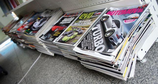 Revistas Usadas Variadas como Novas (20% do valor Real)