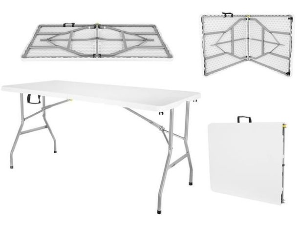 Stół ogrodowy składany 152 cm