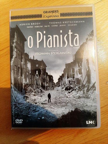 """DVD """"O Pianista"""""""