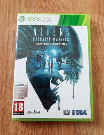 Gra Aliens Colonial Marines edycja limitowana, Xbox 360