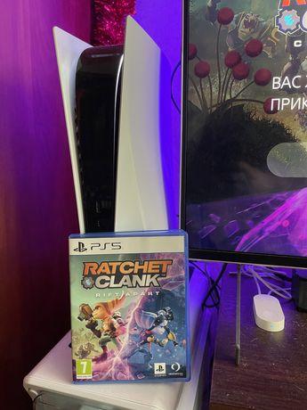 Ratchet &Clank rift apart (ps5)