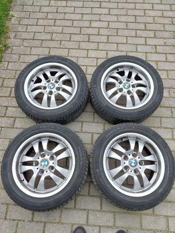 Koła BMW 5x120 16 Continental Conti Winter Contact 205/55/16