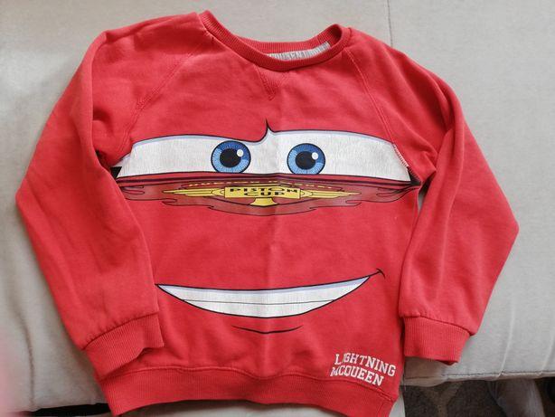 Bluza zygzak McQueen rozm. 116