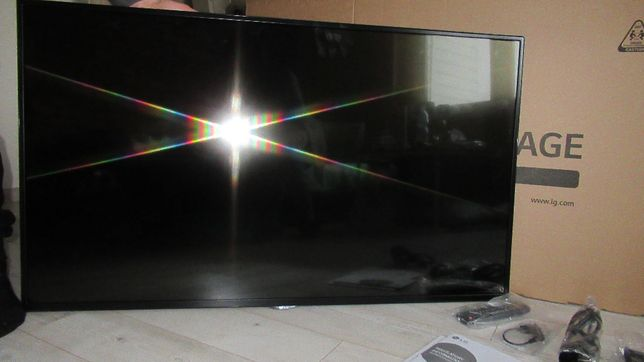 LG 49'' nowy monitor