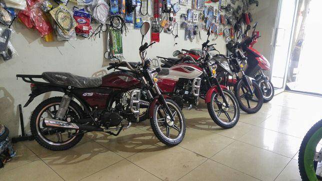 Продам новый скутер,мопед в Луганске