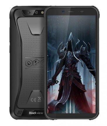 Мобильный телефон Blackview BV5500 2/16GB Black Оржица - изображение 1