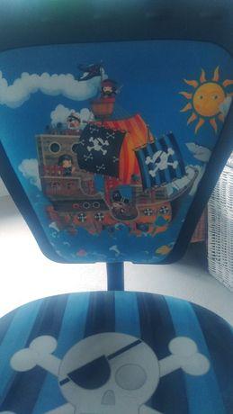 Dziecięcy fotel obrotowy regulowany