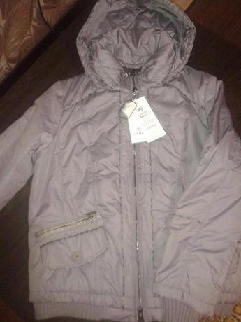 Куртка демисезонная размер 48-50 НОВАЯ