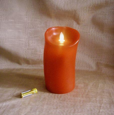 Электронная свеча большая свечка