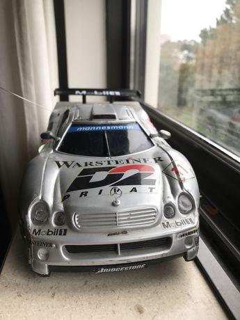 Mercedes CLK GTR Bernd Schneider Miniatura
