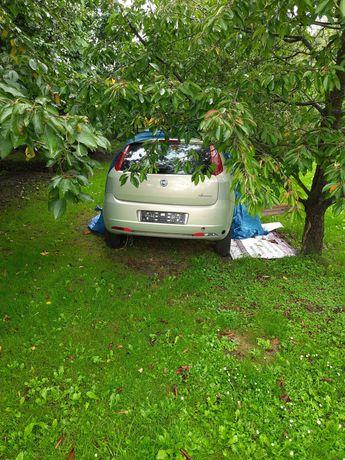 Fiat grande punto na części