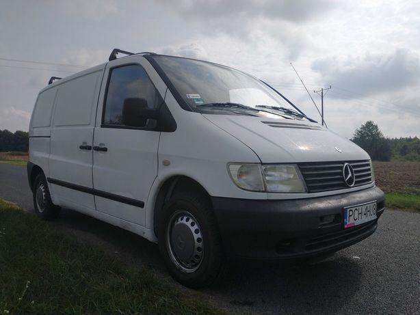Mercedes Vito 108D W638 2.2 CDI