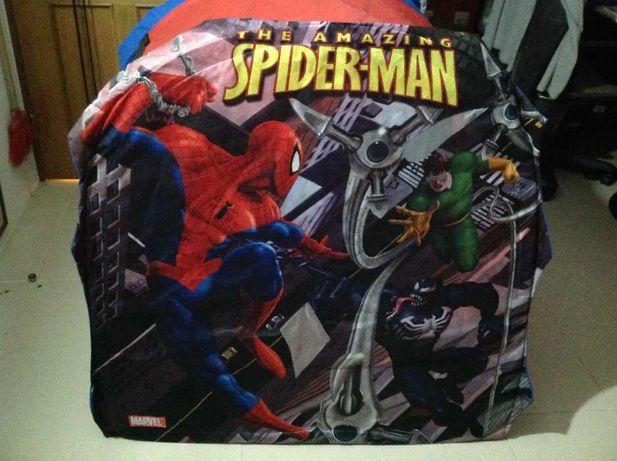 Tenda Quarto Spider Man