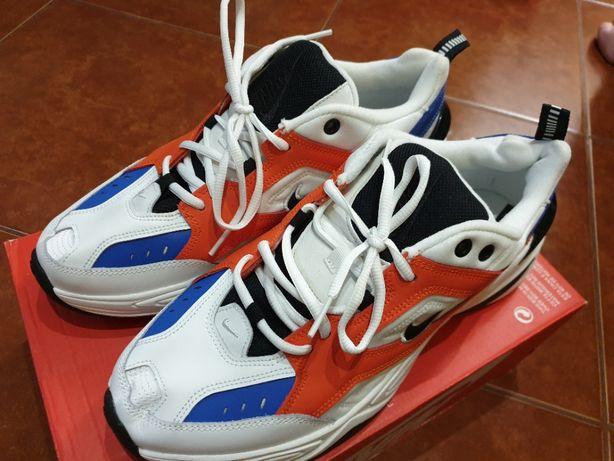 Кроссовки Nike M2K оригинал AV4789-100 размер 42,5 28 см стелька