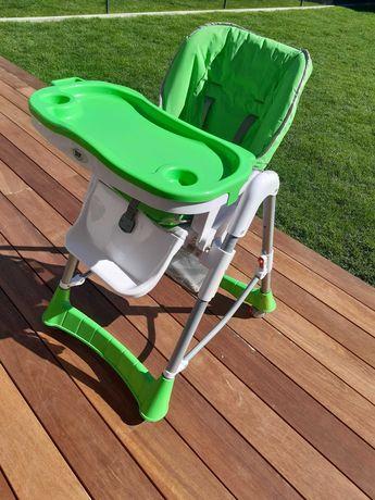 Fotelik, krzesełko do karmienia regulowany NewBaby