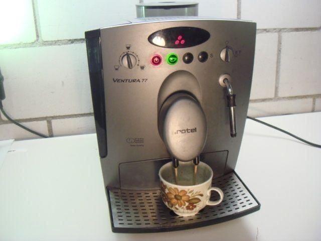 Кофеварка rotel ventura 77 кавоварка Виноградов - изображение 1