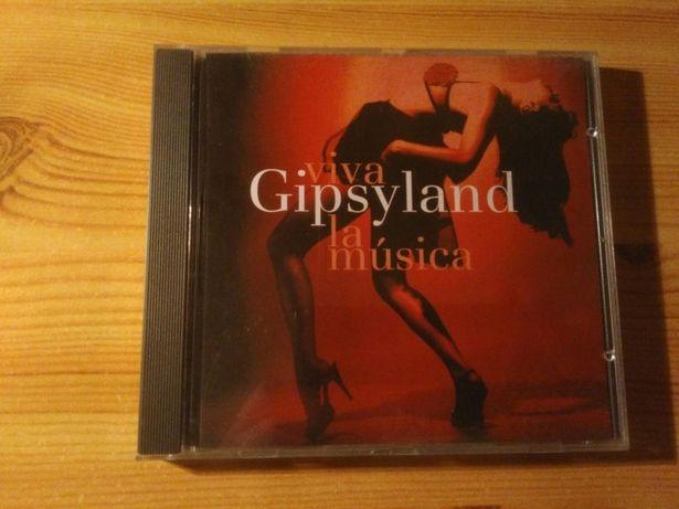 CD - Gipsyland - Música cigana