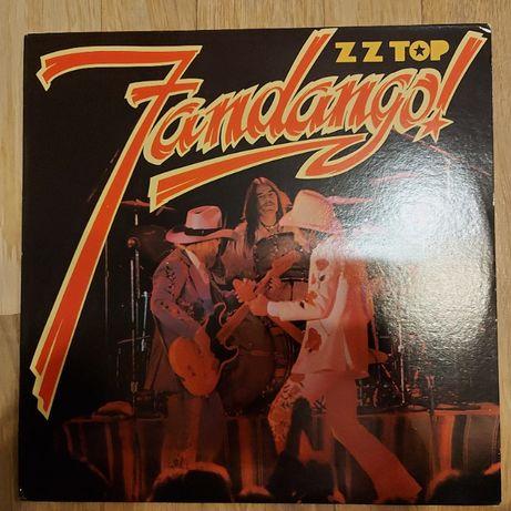 ZZ Top, Fandango, USA, BSK 3271, Ideał