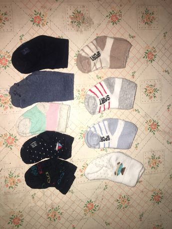 Носки, носочки для новорожденного