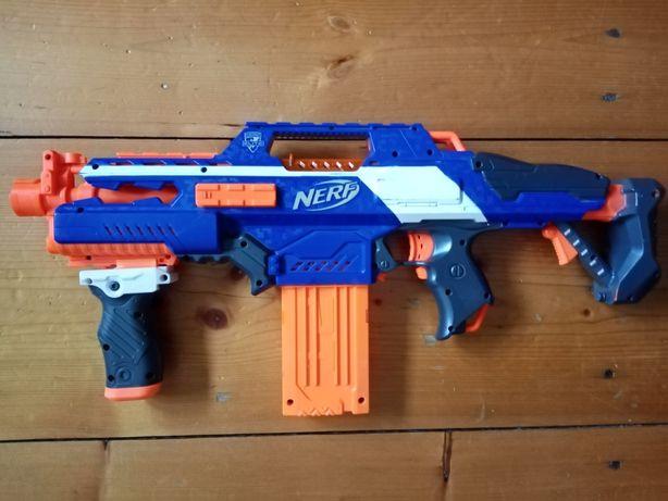 Nerf Hasbro Rapidstrike CS 18 A 3901  wyrzutnia