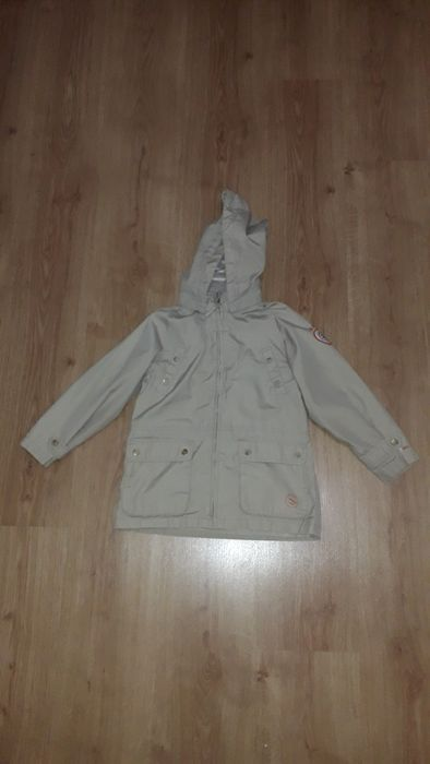 Beżowa kurtka, może być dla dziewczynek i chłopców. Lublin - image 1