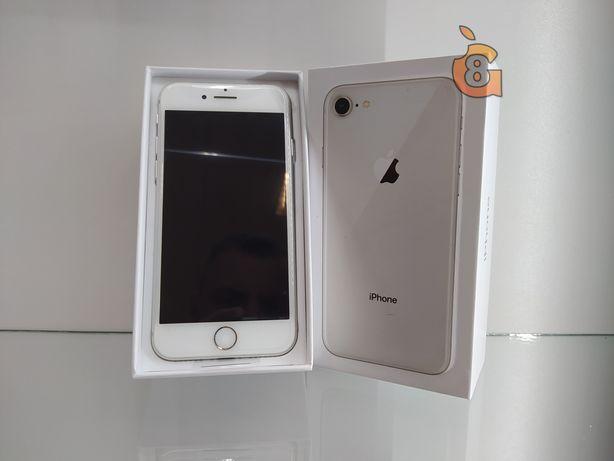 Магазин G8 iPhone 8 Silver 64Gb Neverlock с гарантией 3 месяца