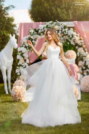 Nowa suknia ślubna z dopasowaniem w cenie