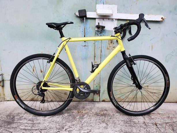 Чеський алюмінієвий циклкрос Force на Sram XX/Shimano Claris/Deda/ XL