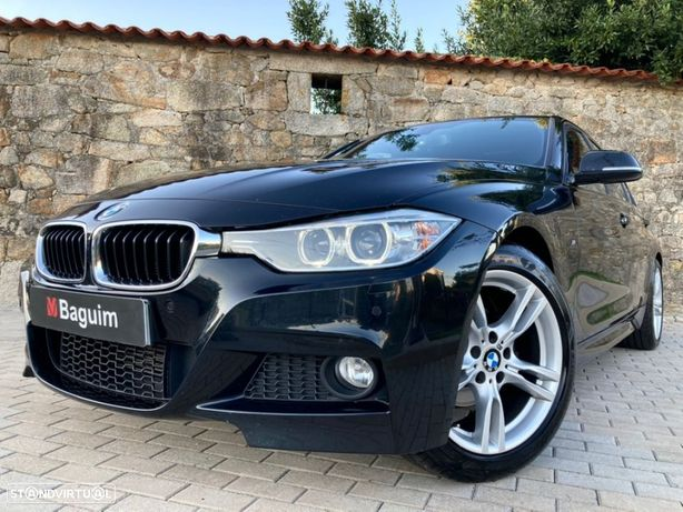 BMW 318 d Auto Pack M