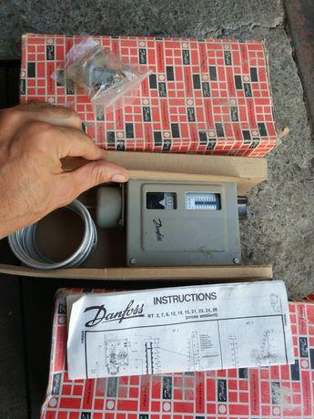 Холодильний терморегулятор реле температури Danfoss RT8L та RT8