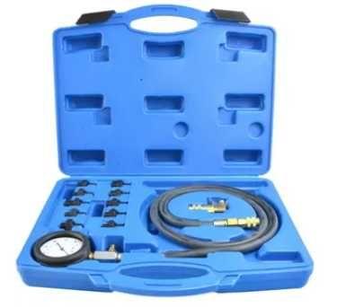 Kit para testar pressão do óleo