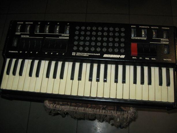 Клавишный музыкальный инструмент ФАЭМИ-М.